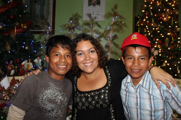 NPH Nicaragua - Voluntaria - Nuestros Pequenos Hermanos