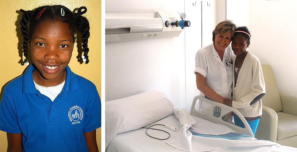 NPH dominicana - programa yudelkis - ayuda medica