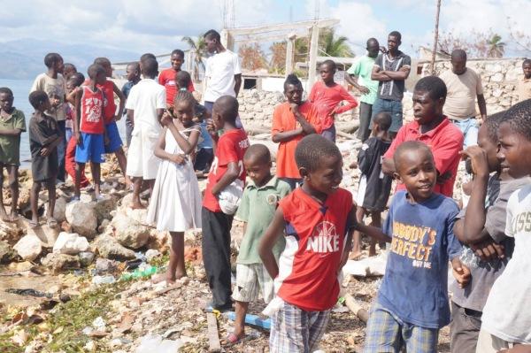 Huracan Matthew Haiti - Testimonio - Ayuda Humanitaria - Nuestros Pequeños Hermanos