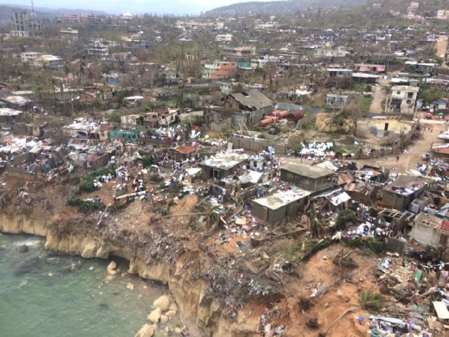 Huracan Matthew Haiti - Ayuda Humanitaria - Nuestros Pequeños Hermanos
